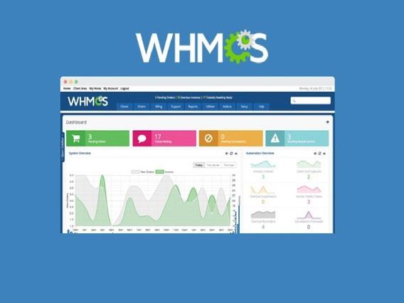 Licença Whmcs 7.10.2 (original Nunca Expira) Com Brindes