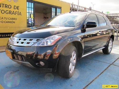 Nissan Murano Sl 3500cc At Aa