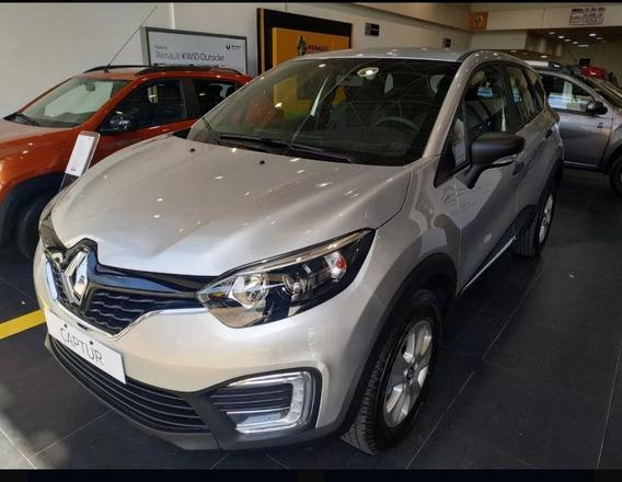 Renault Captur 1.6 Life Tas 0% Oferta De Contado Tomo Usa Os