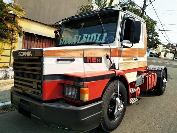Scania T112 320 4x2 - Reliquia