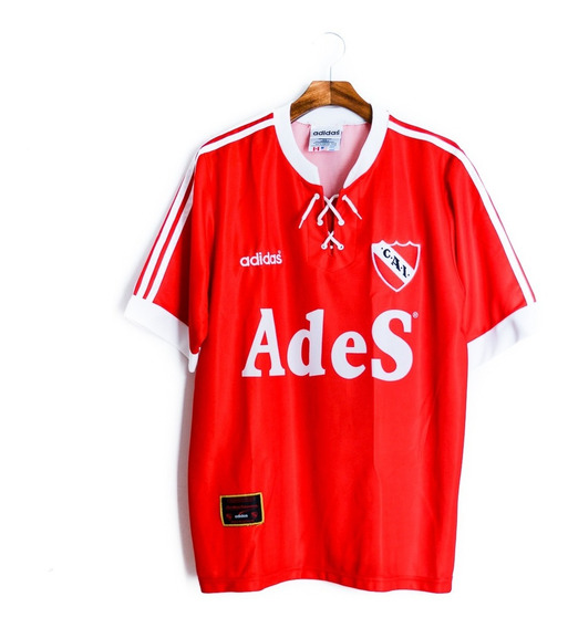 Camisas Masculinas De Futebol Independiente 1996 adidas