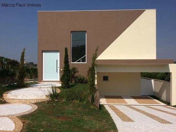 Casa No Condomínio Ibi Aram - Itupeva/sp - Ca02352 - 33678084