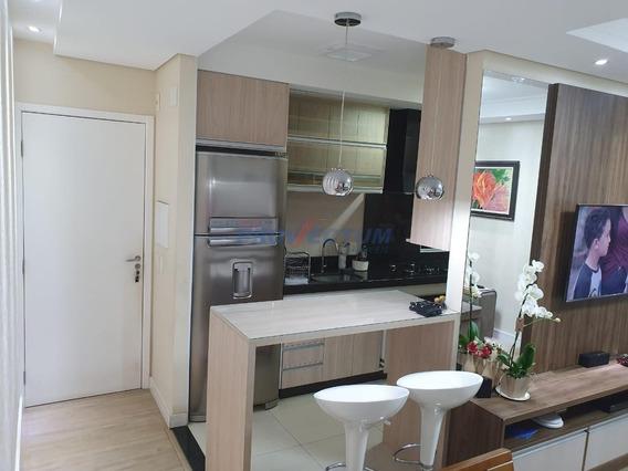 Apartamento À Venda Em Parque Euclides Miranda - Ap197295