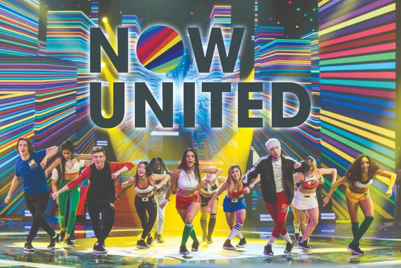 Poster Now United Formato A2 42 X 59.4 Cm