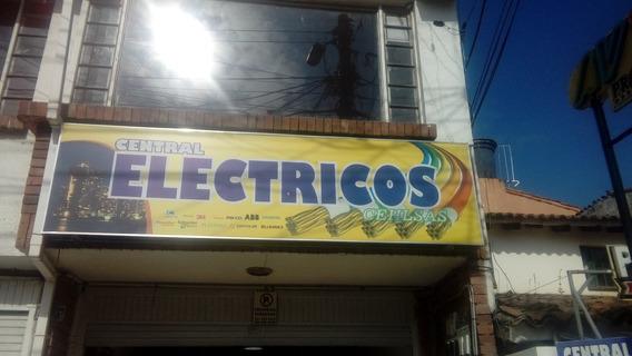 Ferreteria De Electricos Rentable Via Principal