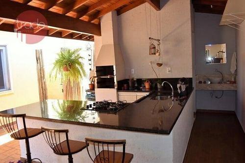 Casa À Venda, 136 M² Por R$ 600.000,00 - Recreio Das Acácias - Ribeirão Preto/sp - Ca4016