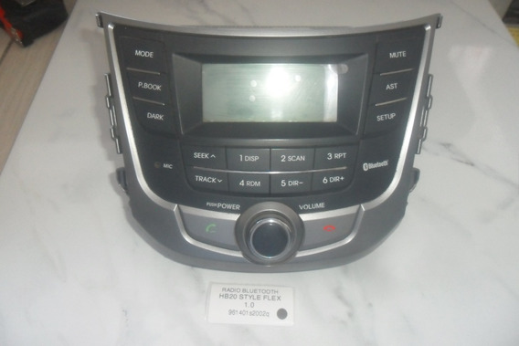 Radio Bluetooth Hb20 2015 Style 96140152002q