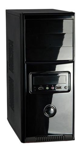 Cpu Completa Nova Core 2 Duo 4gb + Monitor 17 Teclado&mouse