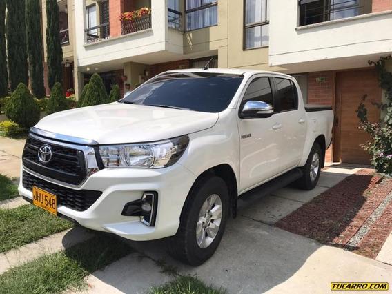 Toyota Hilux Hilux Srv 2.8 Td 4x4