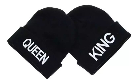Gorro De Frío King Queen