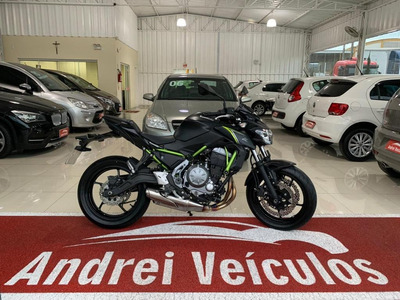 Kawasaki Z 650 Apenas 4.000 Km 2018