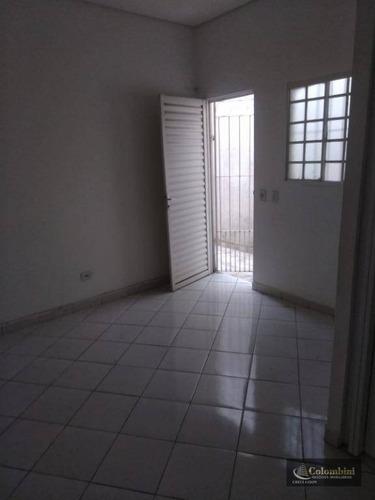 Sala Para Alugar, 20 M² - Centro - São Caetano Do Sul/sp - Sa0364