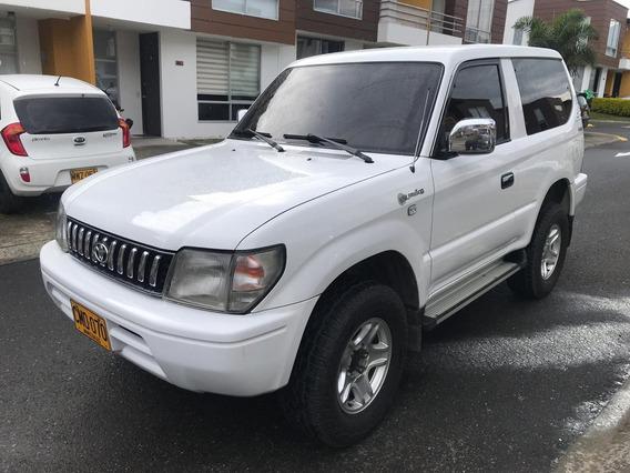 Toyota Prado Sumo Onlimited