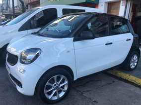 Smart Forfour 1.0 Passion 2017