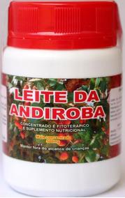 Leite De Andiroba 30 Cápsulas - Produto Original ! Promoção!
