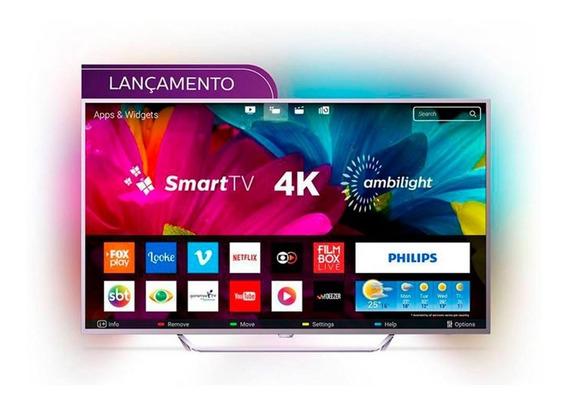 Smart Tv Led Ambilight 65 Philips 65pug6412 4k Hdmi Wi-fi