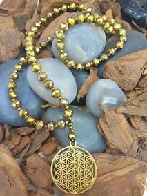 1 Japamala Sagrado 68 Segundos(dourado 10mm)