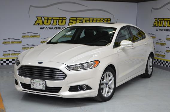 Ford Fusion Se Luxury Plus 2015 Automático (el + Equipado)