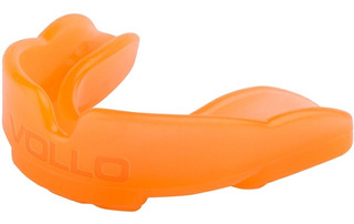 Protetor Bucal Vollo Com Estojo Protege Dentes Lado Superior