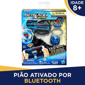 E3010 Beyblade Pião Controle Absoluto Burst Evolution Hasbro