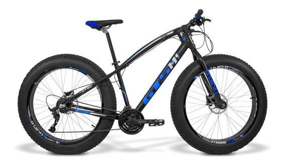 Bicicleta Gts Aro 26 Freio A Disco 21v | Gts I-vtec Fat Cl