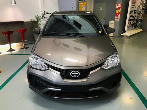 Nuevo Etios Xls 1.5 C/manual 5 Puertas Toyota 2021 - F