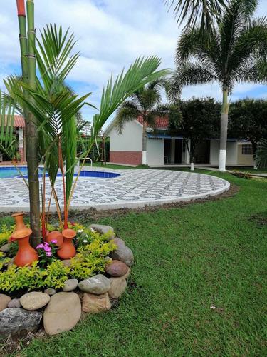 Alquiler De Fincas-cabañas  En Villavicencio