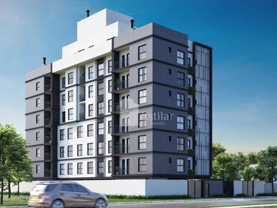 Apartamento 03 Quartos (01 Suíte) No Novo Mundo, Curitiba - Ap2406