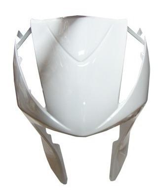 Carenagem Bico Frontal Biz 100 2014 Branco Melc