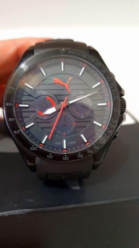 Relógio Puma Masculino Original (com Nota Fiscal)