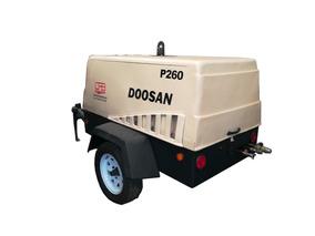 Compresor Neumatico Doosan De 260 Pcm Compresor De Aire
