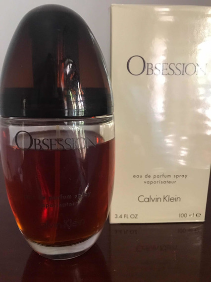 Perfume Obsession Feminino Calvin Klein 100ml