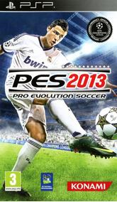 Jogo Pro Evolution Soccer 2013 Psp Lacrado Frete R$ 12,00