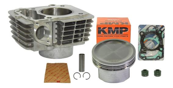 Kit 190cc Pistão Kmp Cg Titan Fan Bros 150