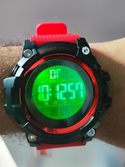 Relógio Masculino Skmei 1384 Na Caixa