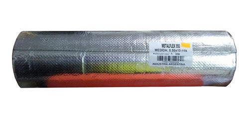 Membrana* Autoadhesiva Metalflex 50cm X 10 Metros