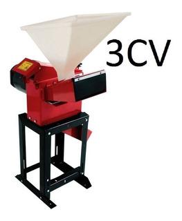 Triturador Forrageiro Picador Cid125ld 3hp Monof 110/220 Cid