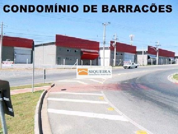Barracão Comercial Para Locação, Jardim Ibiti Do Paço, Sorocaba. - Ba0045