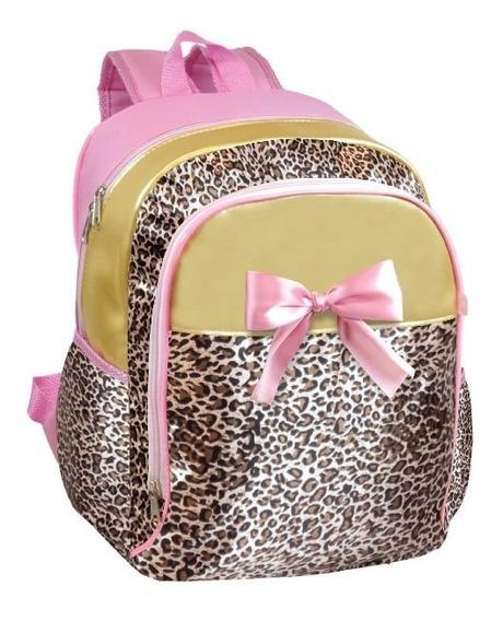 Bolsa Mochila Bebê Com Alça Pequena Infantil Oncinha - 6697