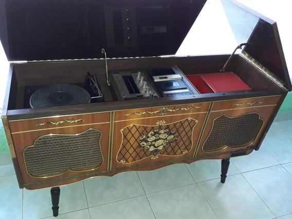 Tocadiscos, Radio Consola Zonda