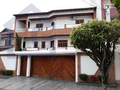 Casa Para Venda, 5 Dormitórios, Parque Espacial - São Bernardo Do Campo - 4236
