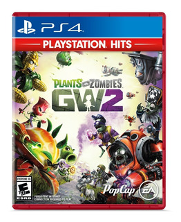 Plants Vs Zombies: Garden Warfare 2 Gw2 Para Ps4 Nuevo