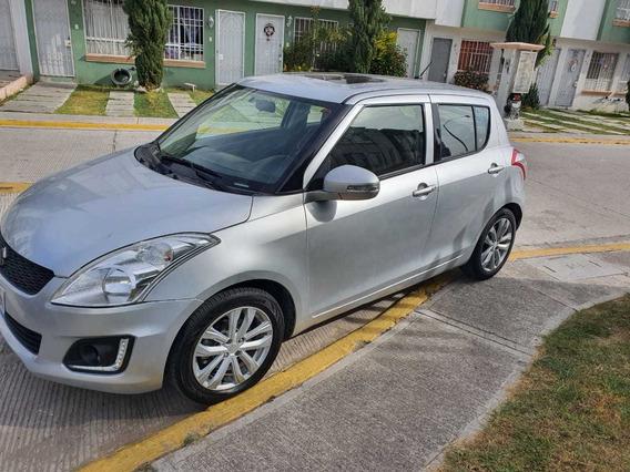 Vendo Suzuki Swift 2014 Versión De Lujo