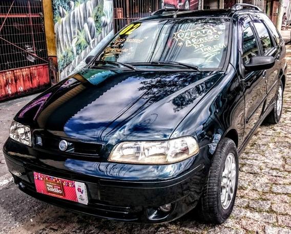 Fiat Palio Wekkend Elx 1.0 Ano 2002