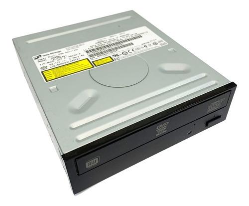 Imagem 1 de 4 de Drive LG Gravador De Cd/dvd E Leitor De Cd/dvd 24x Sata