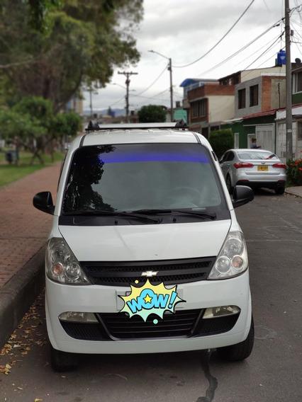 Chevrolet N200 N200 Carga 2011