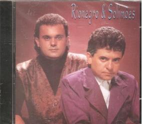 Cd Rionegro E Solimoes - Meu Amor -3º Disco (1994) -novo