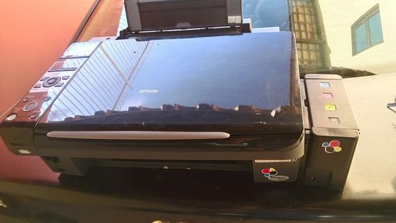 Impressora Epson Cx8300 Bulk Defeito