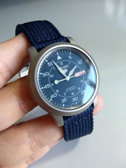Relógio Seiko Automático Masculino