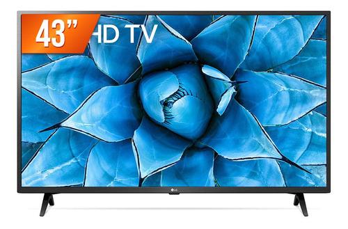 Imagem 1 de 4 de Smart Tv Led 43  4k Uhd LG 43un731c 3 Hdmi 2 Usb Wi-fi